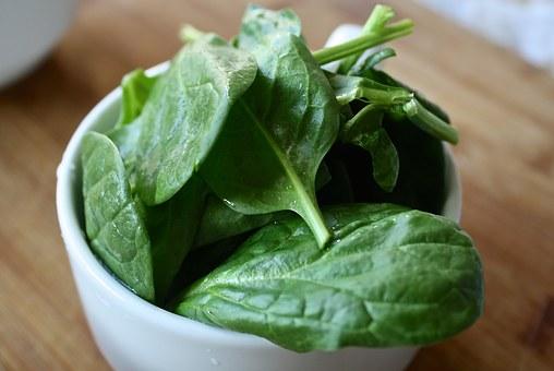 Spinat og sundhed