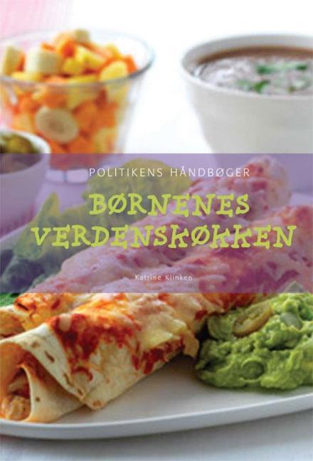 Børnenes verdenskøkken af Katrine Klinken