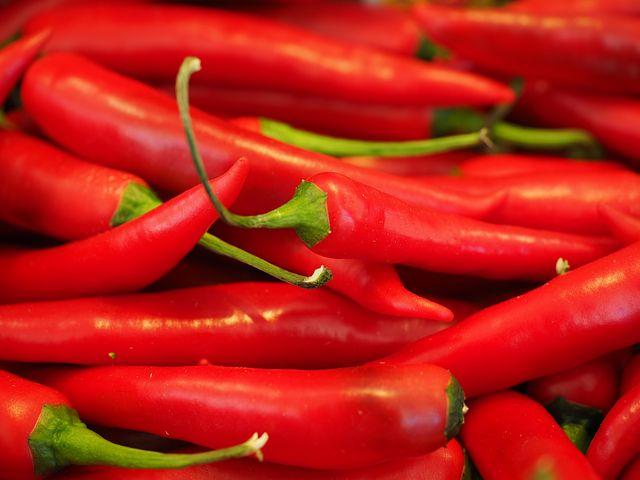 chili - det stærke krydderi