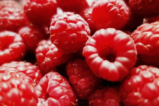 Hindbær - C Vitamin bomben
