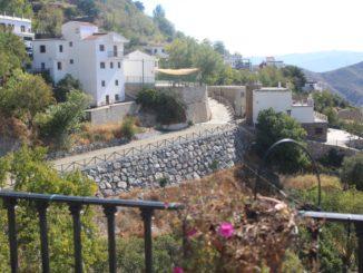 Turen går til Andalusien