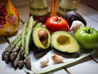Advokado sundt og fyldt med vitaminer