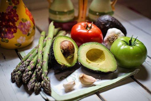 Advokado er super sundt og fyldt med vitaminer
