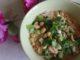 Kylling i wok med edamamebønner