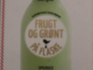 Grønt og frugt på flaske forfatter Fern Green