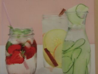 Infused Water forfatter Sandra Pugliese