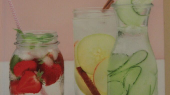 Infused Water af Sandra Pugliese