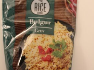Bulgur - Et alternativ